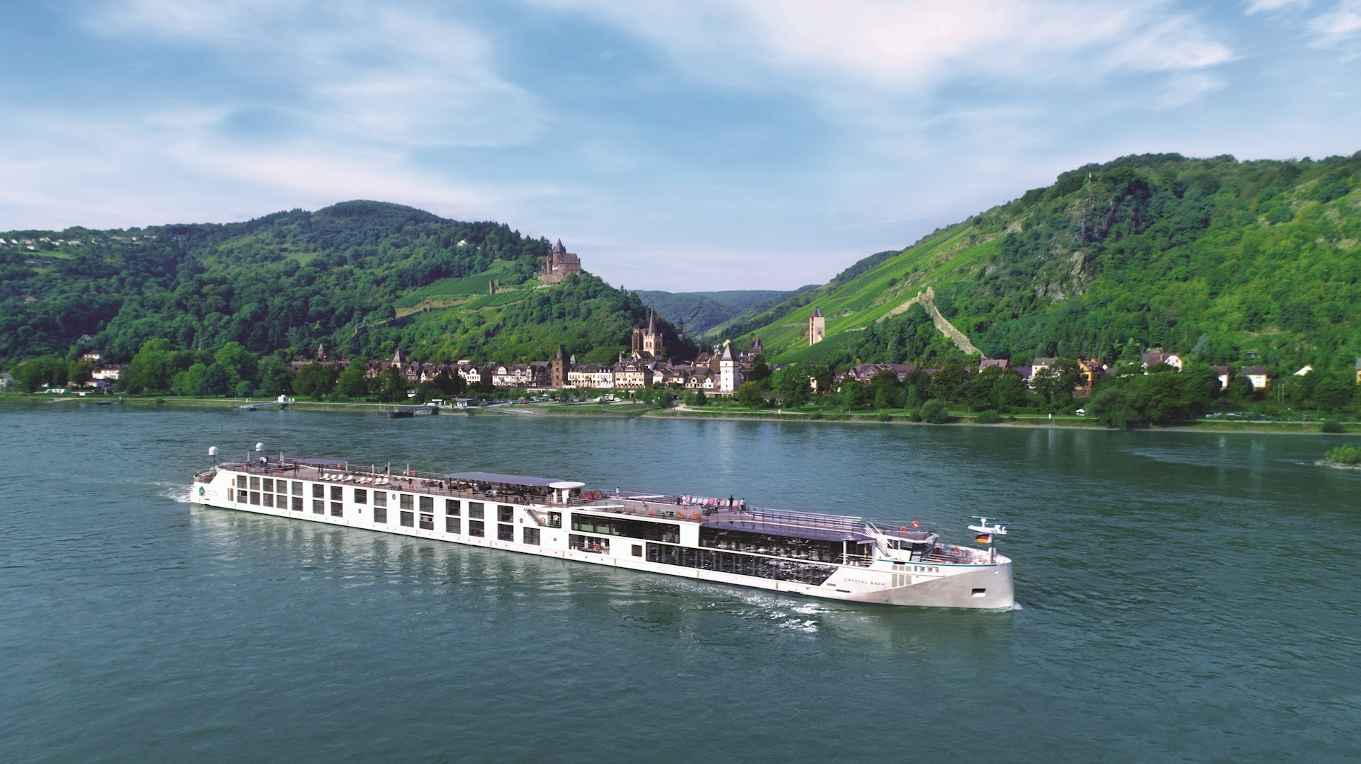 Crystal Bach River Cruise Ship 2020 / 2021